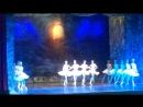 Вчера был рабочий день!! Сама себе завидую, к нам приезжал балет Гедиминаса Тарандв, смотрели Лебединое озеро