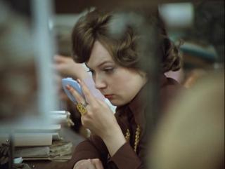 Женщина на работе - Служебный роман (1977) [отрывок / фрагмент / эпизод]