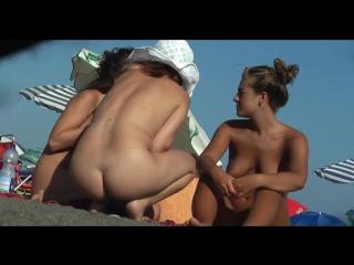 жесткое порно на нудистском пляже
