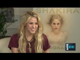 Shakira Reveals Inspiration for New Album El Dorado - E! Live from the Red Carpet