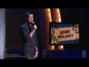 Comedy Central Presents - John Mulaney. Best meal ever.