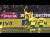 Jonny Howson slams home an incredible volley