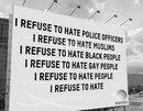 Я отказываюсь ненавидеть полицейских.
