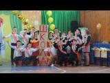 Прощальный выпускной вальс 11 класса СОШ№3, г. Киренска