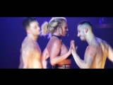 Britney Spears - Breathe On Me - Touch of My Hand - Live POM Tour (Las Vegas)