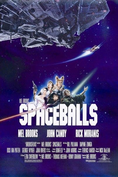 Spaceballs im fernsehen