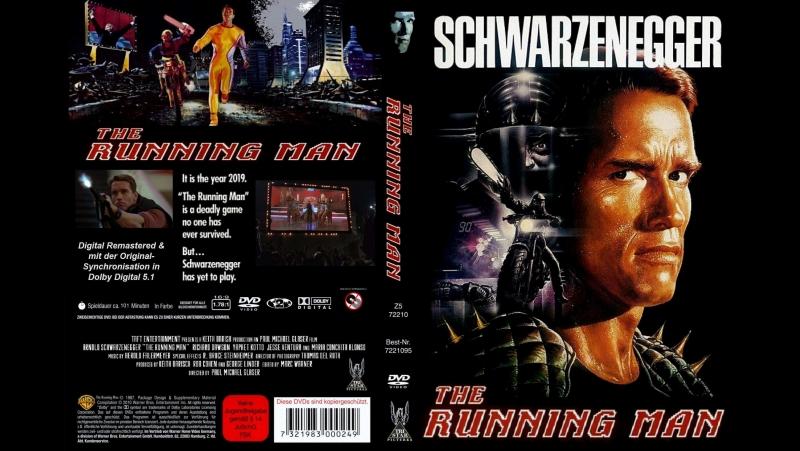 Бегущий человек / The Running Man, 1987