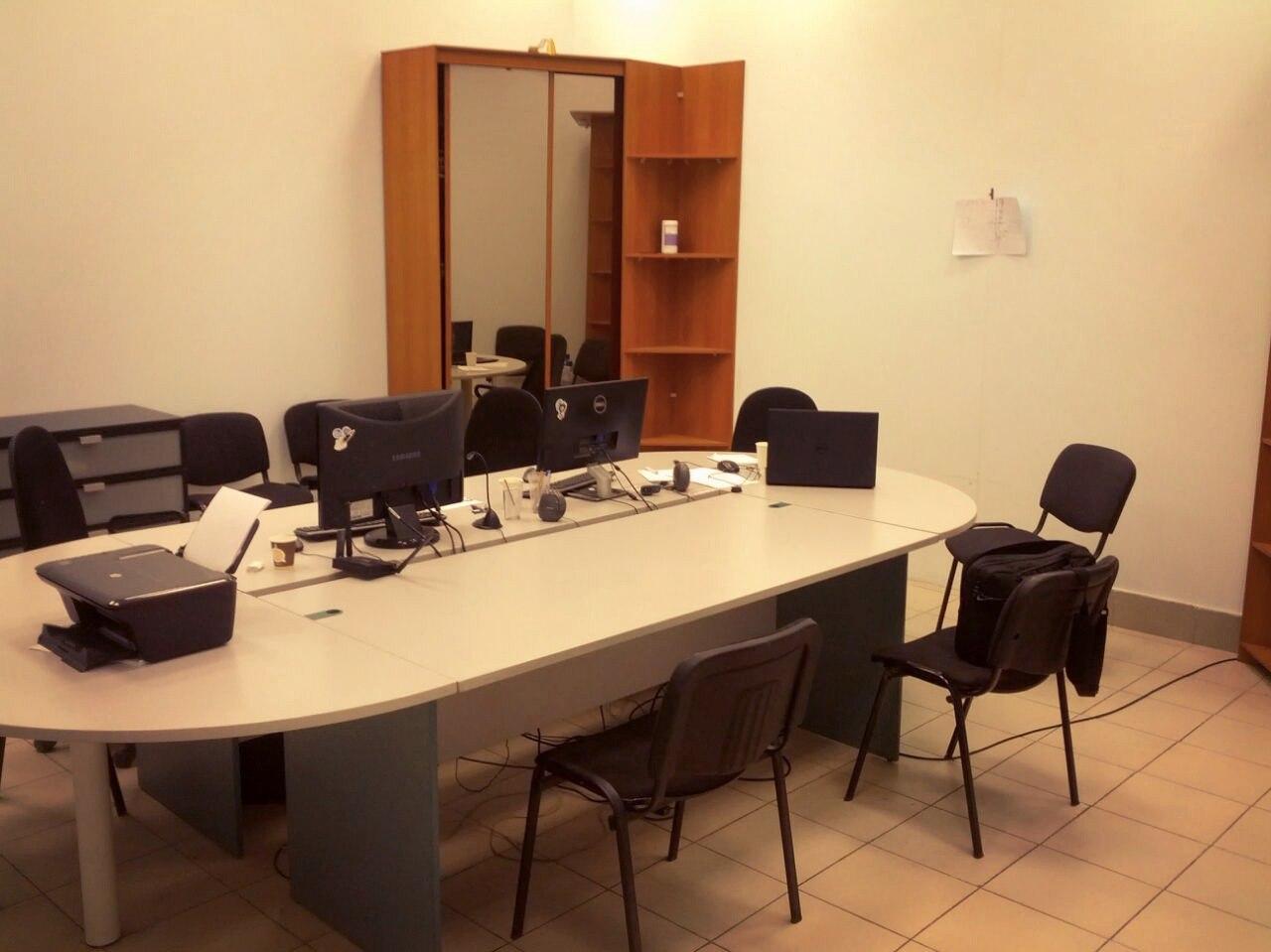 Офис команды SEORED