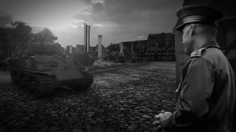 Легендарный M4A3E8 Thunderbolt VII