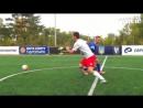 Финт Роналдиньо обучение. Финт Эластико. Football skills tutorial