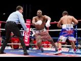 Хэй - Чисора нокаут / David Haye vs Derek Chisora Knockout