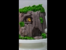 Домик Винни Пуха торт