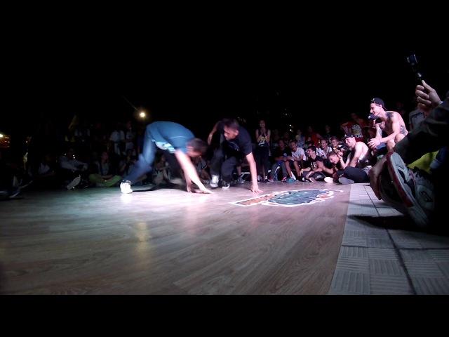 Kubik Androsha vs Pocahontas Nart (Freestyle routines)