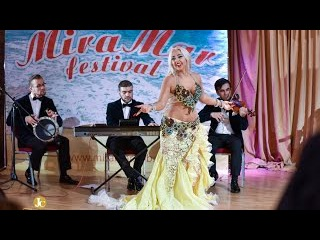 DIVA DARINA KHAYAM 2016 Mira Mar in St. Petersburg