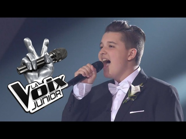 Philippe LeBouthillier | The Phantom of the Opera | Auditions à l'aveugle | La Voix Junior 2