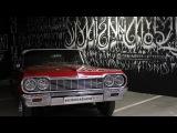 #NMG Открыли выставку, починили ривьеру, помыли Ford GT, разыграли 2101.