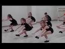 отчетный урок по хореографии, 2 год обучения