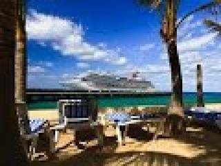 Кусочек лета Багамы Круиз Круизный лайнер
