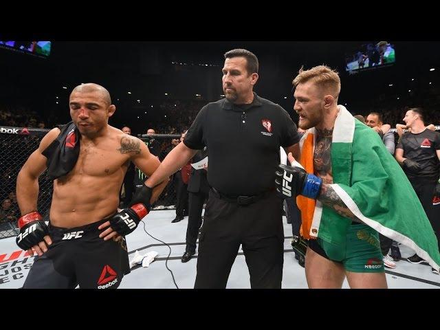 Конор Макгрегор самый быстрый нокаут в UFC