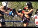 Megan Nazareno TKOs Jaclyn Ngan