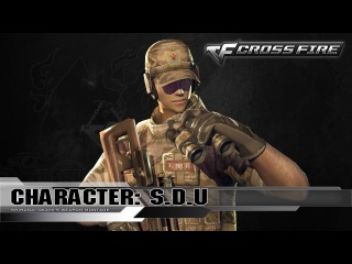 CrossFire Character : SDU ☆