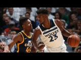 Utah Jazz vs Minnesota Timberwolves Full Game Highlights October 20 2017 2017 18 NBA season