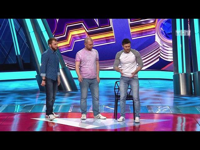 Comedy Баттл Последний сезон Трио Томми Ли Джонс 2 тур 02 10 2015