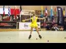 EFSC 2017 Junior Grigoreva Ekaterina 3 place