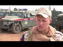 Syria: Russian military police recall being surrounded by Syrian militants in Idlib