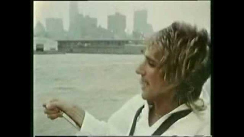 Rod Stewart - I am Sailing w/ lyrics