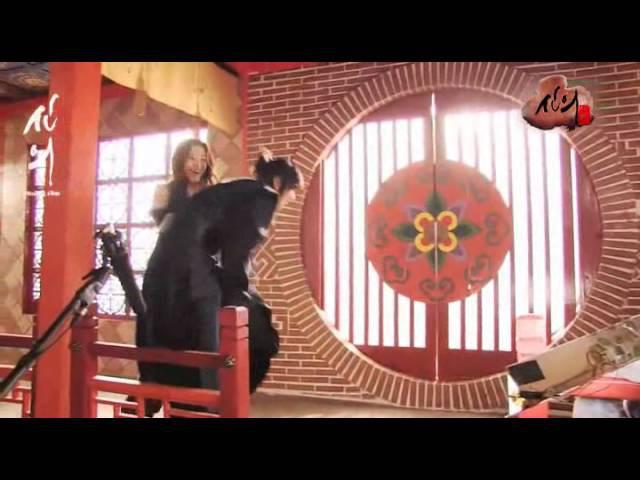 [신의 (The Faith) Making MV] Shinee-늘 그 자리에