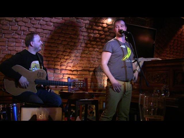 Павел Фахртдинов и Александр Родовский в ресторане Сан Диего 19 04 2017