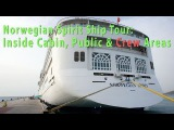 Norwegian Spirit Ship Tour with Inside Cabin &amp Crew Areas