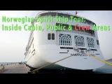 Norwegian Spirit Ship Tour with Inside Cabin &amp Crew Areas