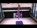 Любимова Екатерина - Catwalk Dance Fest VIIl [pole dance, aerial] 14.05.17.