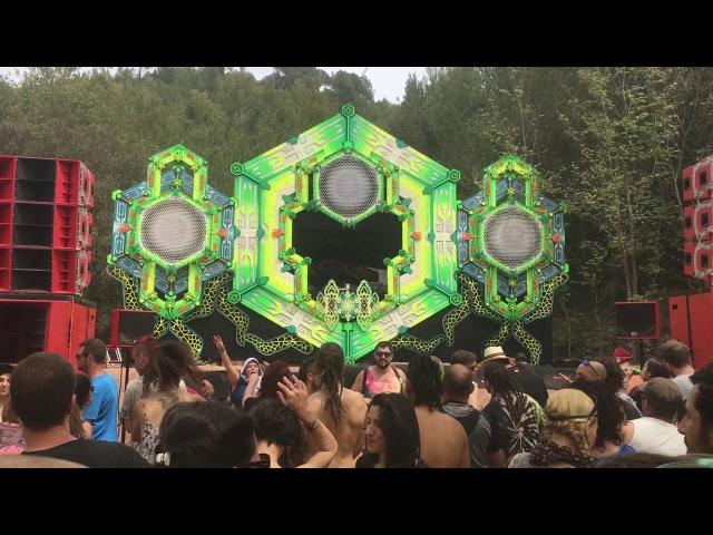 Sonic Entity Live @ Own Spirit Festival 2017