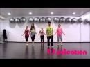Pitbull - Baddest Girl In Town ft Mohombi, Wisin Salsation Choroegraphy