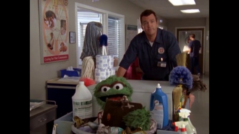 Scrubs 8x05 My ABC's