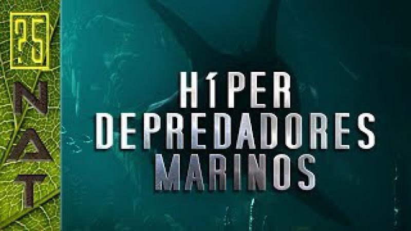 Los mayores Híper Depredadores Marinos de la historia