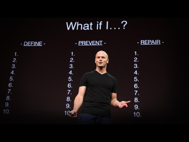 Why you should define your fears instead of your goals | Tim Ferriss