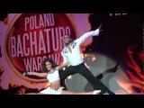 Carlos da Silva &amp Fernanda Vitoria, Zouk show at Bachaturo Festival, Warsaw 2012 HD