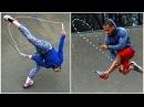 World's Most Amazing Jump Roping Couple - LFTJ 2