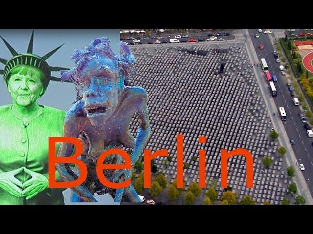 AfD Das Denkmal der Schande im Herzen Berlins Holocaust Retter empört