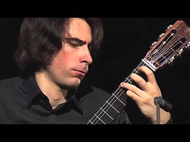 Sonata Giocosa, 2nd Mvt (J. Rodrigo), by J. Jouve