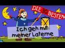 Ich geh mit meiner Laterne Traditionelle Kinderlieder Kinderlieder