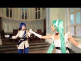 Cosplay PV Vocaloid Cendrillon