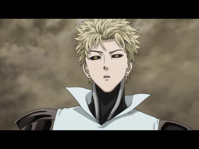 Ванпанчмен - Сайтама vs Геноса (Полный Бой)