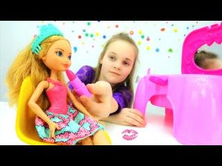 #Куклы ЭВЕР АФТЕР ХАЙ! 👗Эшлин Элла готовится к свиданию с Хантером💕 Игры для де...
