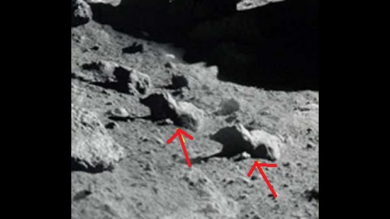 NASA This is why we never returned to moon! / top secret pictures about moon 2017 NEW! Vol 2