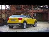 Audi Q2 2016 Quattro  Обзор  Ауди Ку 2 кватро